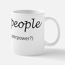 I Grow People Mug