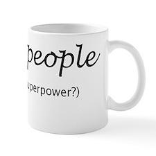 I Grow People Small Mug