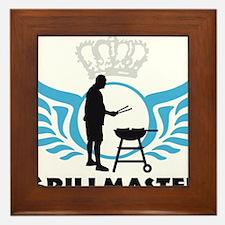 grillmaster Framed Tile