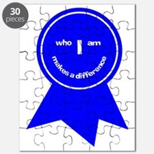 Who I Am Makes A Difference Puzzle