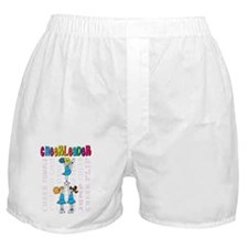Cheerleader Youth Design Boxer Shorts