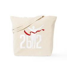 26.2 Road runner Tote Bag
