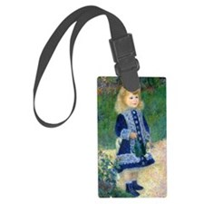 NC Renoir Can Luggage Tag
