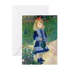 PC Renoir Can Greeting Card