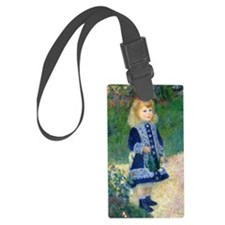 PC Renoir Can Luggage Tag