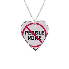 NoPebbleMine Necklace