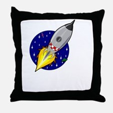 Rocket Surgery Throw Pillow