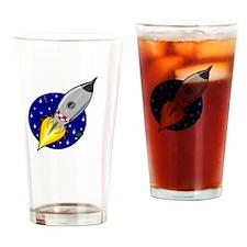Rocket Surgery Drinking Glass