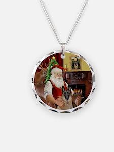 Santas Belgian Tervuren Necklace