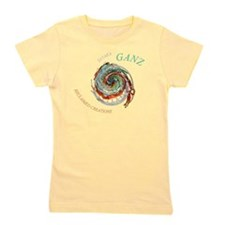 Swirll high Girl's Tee