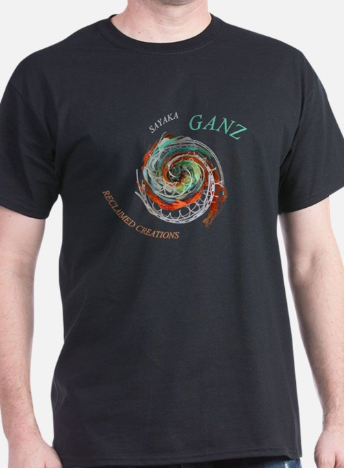 Swirll high T-Shirt