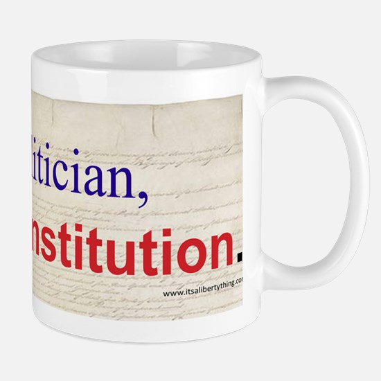Annoy a Politician Mug