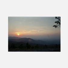 Parkway Dawn Rectangle Magnet
