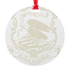 Vintage Alabama Ornament