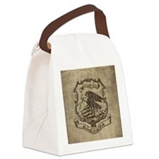 Vintage Alabama Emblem Canvas Lunch Bag