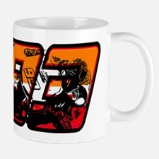 93ghostorange Mugs