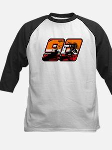 93ghostorange Baseball Jersey