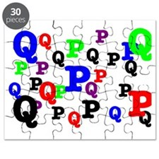 PS  QS - MIND YOUR MANNERS! Puzzle