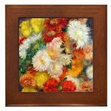 Renoir Framed Tile