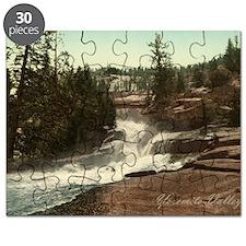 Yosemite Valley Puzzle