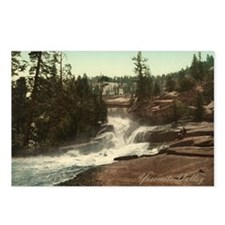 Yosemite Valley Postcards (Package of 8)