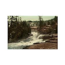 Yosemite Valley Rectangle Magnet