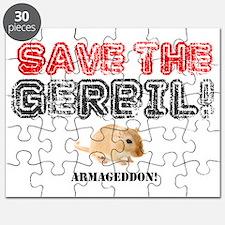 SAVE THE GERBIL - ARMAGEDDON! Puzzle