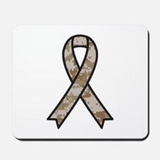 Military Support Ribbon Mousepad