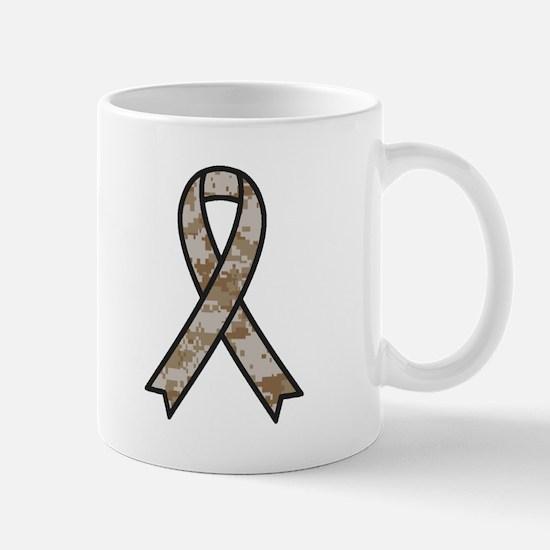 Military Support Ribbon Mugs