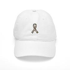 Military Support Ribbon Baseball Baseball Cap