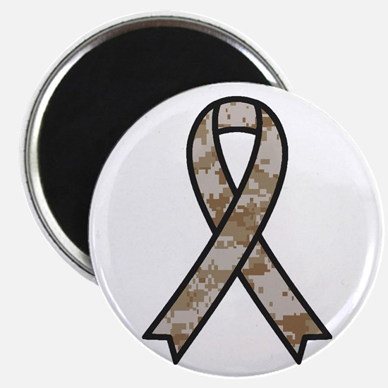 Military Support Ribbon Magnets