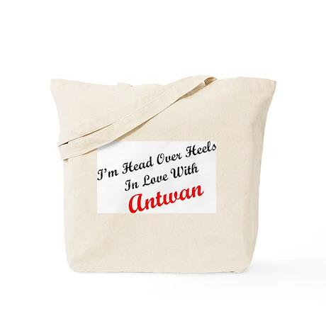 In Love with Antwan Tote Bag