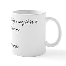 Idealism Small Small Mug