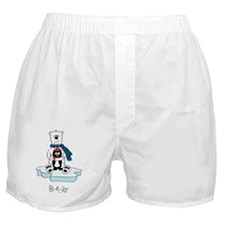 Bi-Polar shot glass Boxer Shorts