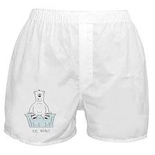 Ice Addict 2 - Shot glass Boxer Shorts