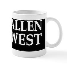 allen westdbump Small Mug