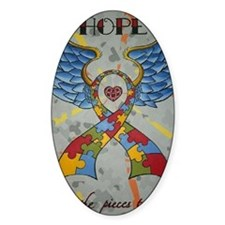 Hope - Keeps the pieces together Decal