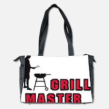 grill master Diaper Bag