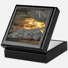 Pictured Rocks B Keepsake Box