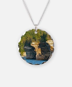 Pictured Rocks A Necklace