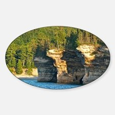 Pictured Rocks A Decal