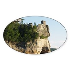 Pictured Rocks C Decal