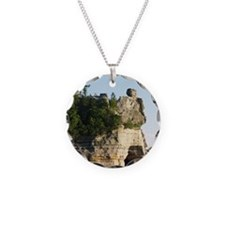 Pictured Rocks C Necklace