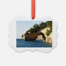 Pictured Rocks Ornament