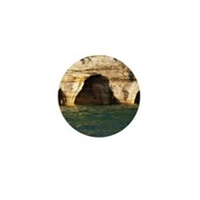 Pictured Rocks D Mini Button