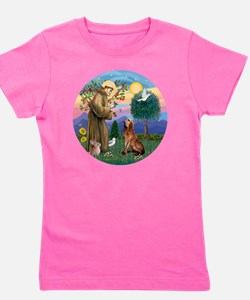 St. Francis - Bloodhound Girl's Tee