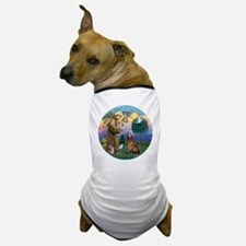 St. Francis - Bloodhound Dog T-Shirt
