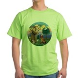 Bloodhound Green T-Shirt