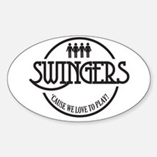 Swingers Logo Decal