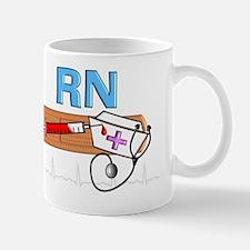 RN Blue Mug